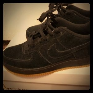 Nike black AF1